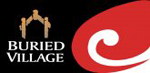 The Buried Village Logo